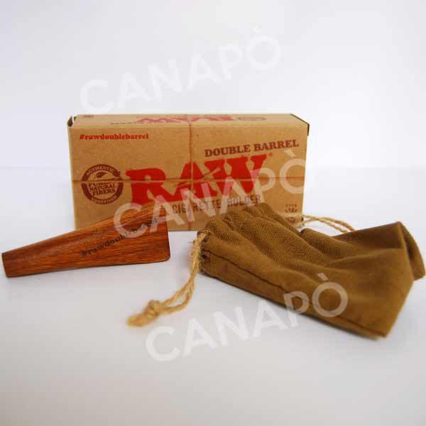 bocchino in legno raw