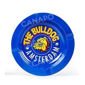 posacenere the bulldog blu