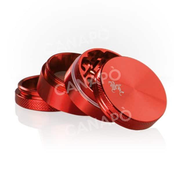 grinder black leaf red