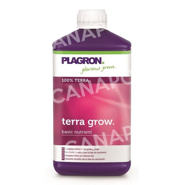 terra grow plagron