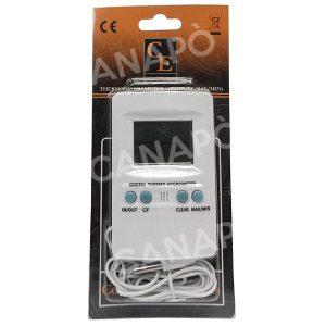 termoigrometro digitale con sonda