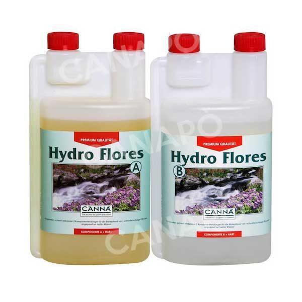 hydro flores a b