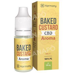 baked custard harmony