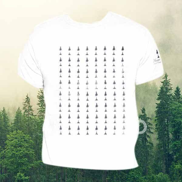 maglietta humboldt t shirt