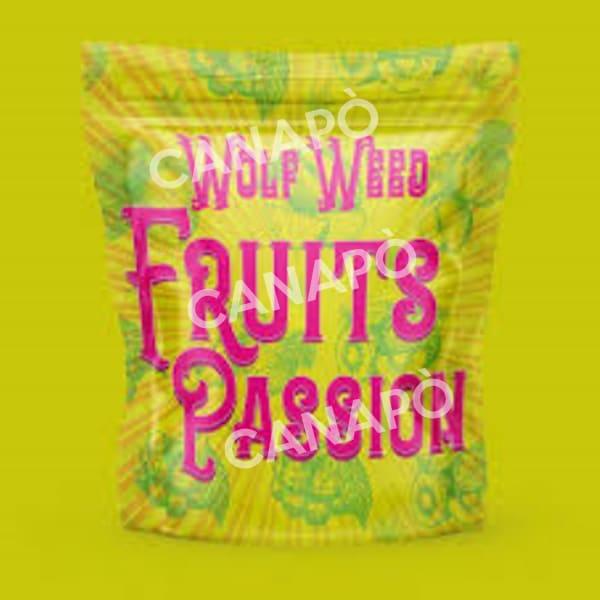 cannabis light fruits passion