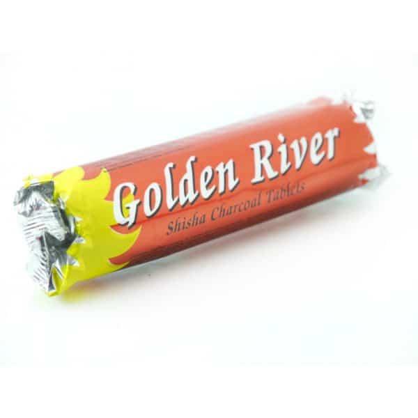 carboncini narghilè golden river