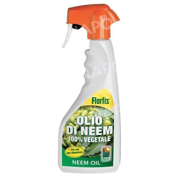olio di neem flortis spray