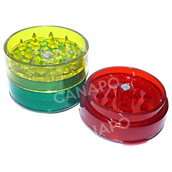 grinder in plastica