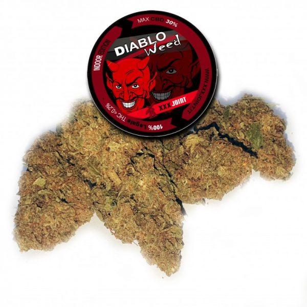 diablo weed canapa legale