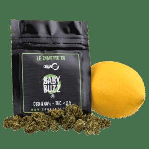 baby buzz cannabis light