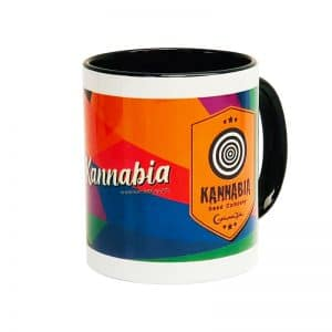 tazza in ceramica mug kannabia