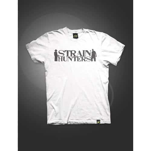 maglietta strain hunters t shirt