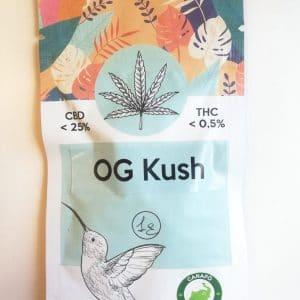 og kush cannabis light