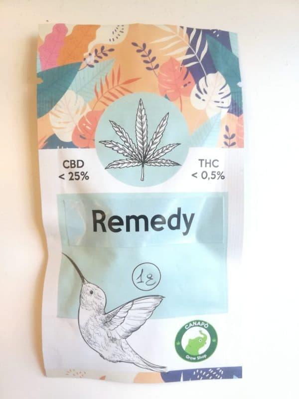 remedy cannabis light