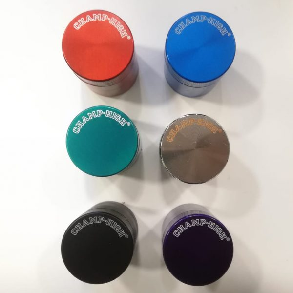 mini grinder in metallo