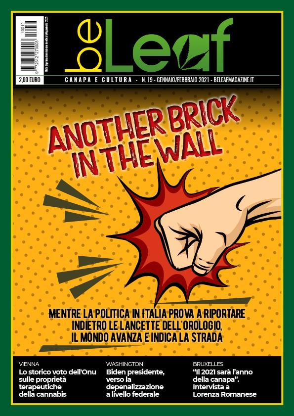 Be Leaf Magazine n.19 Gennaio/Febbraio 2021