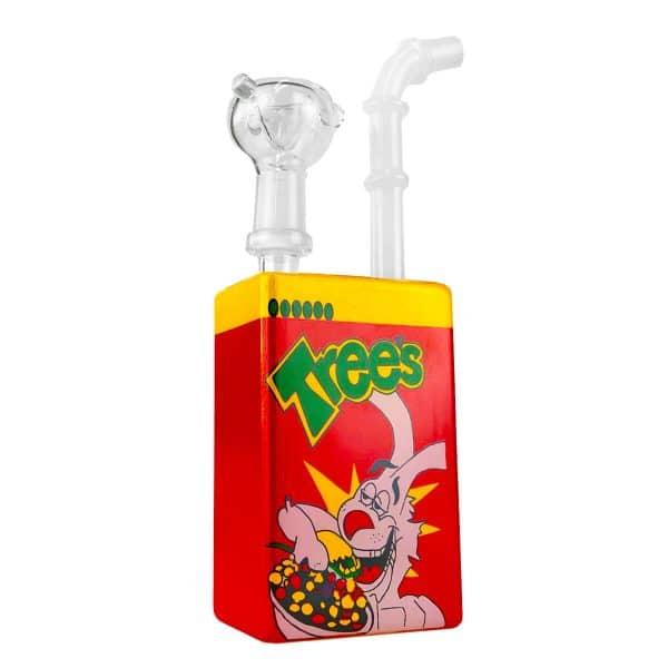 glass bong juice