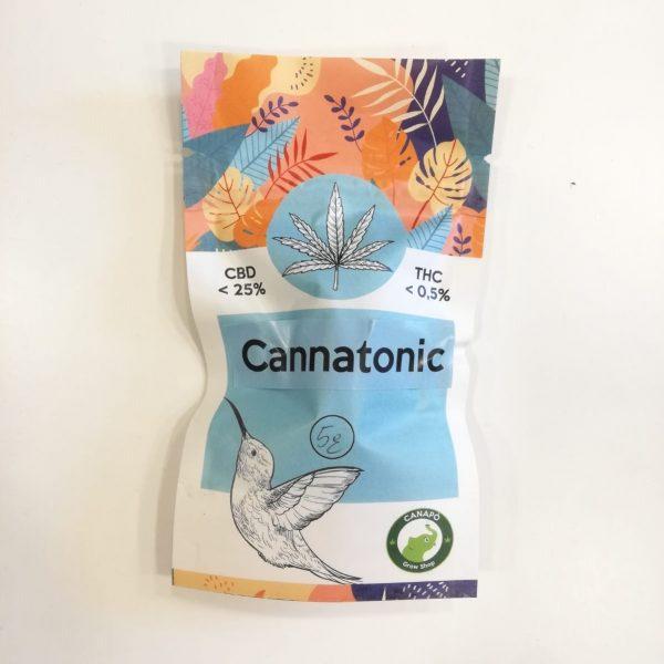 cannatonic cbd cannabis light
