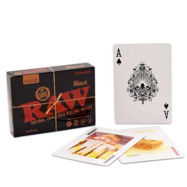carte da gioco raw