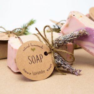 sapone alla lavanda artigianle naturale