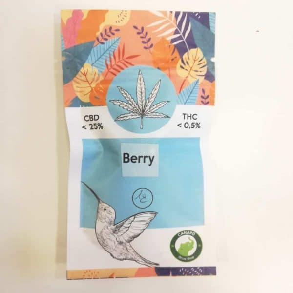 berry cbd cannabis light