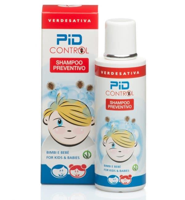 shampoo preventivo pidocchi bambini