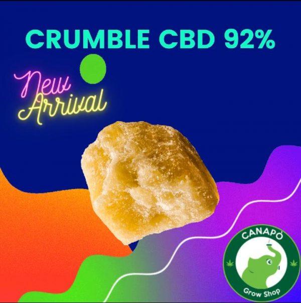 crumble cbd 92% estrazioni cbd
