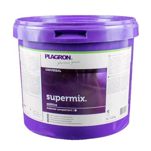 plagron supermix fertilizzante naturale in polvere organico