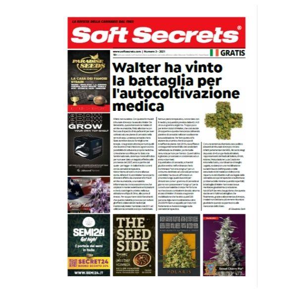rivista soft secrets 3 2021