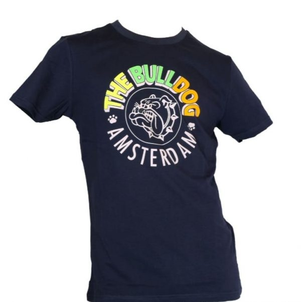 t shirt the bulldog maglietta