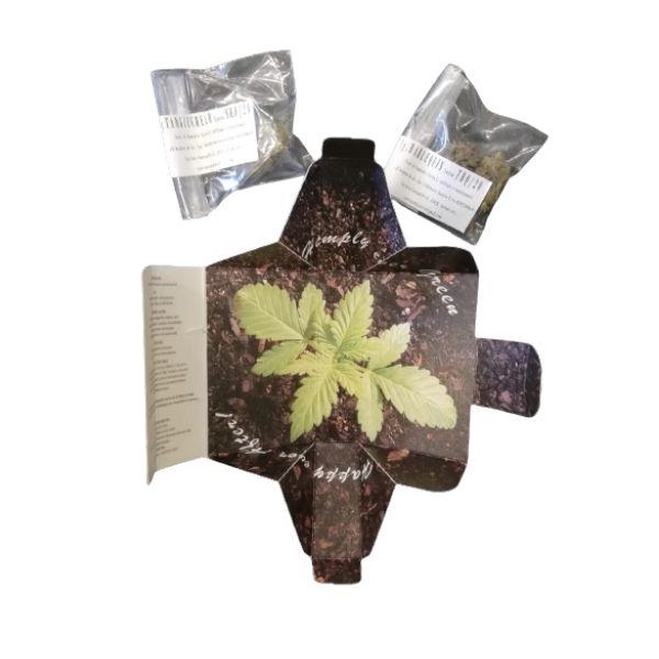 confezione mista cannabis light 2gr